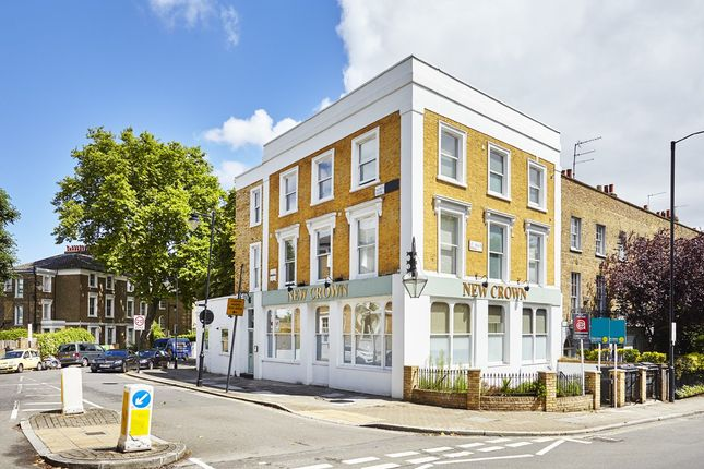 Thumbnail Flat to rent in New Crown Apartments, 100 St Pauls Road, London