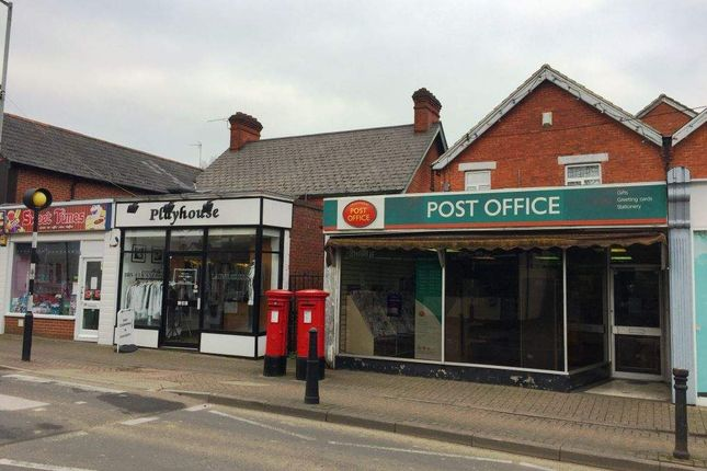 Thumbnail Retail premises for sale in Crowthorne
