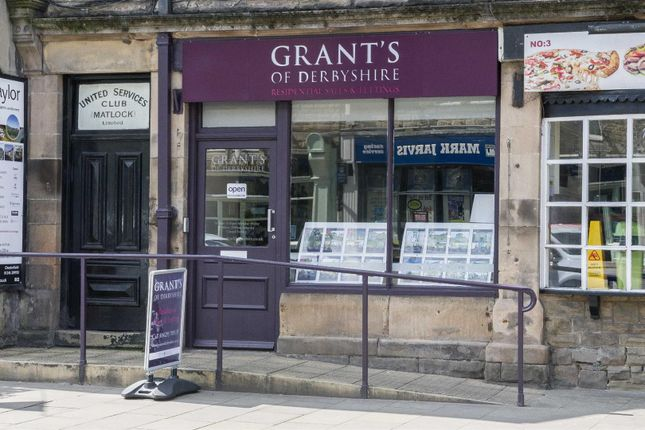 Thumbnail Retail premises to let in Crown Square, Matlock