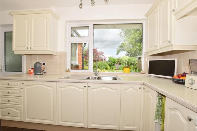 Thumbnail Detached bungalow for sale in Thornden, Cowfold, West Sussex