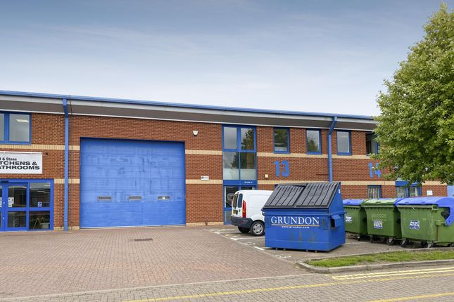 Thumbnail Industrial to let in 13 Thame Park Business Centre, Wenman Road, Thame
