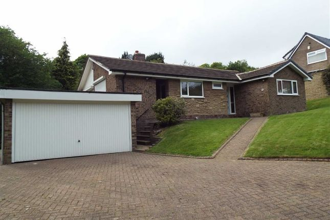 Thumbnail Detached bungalow to rent in Uppingham Drive, Ramsbottom, Greater Manchester