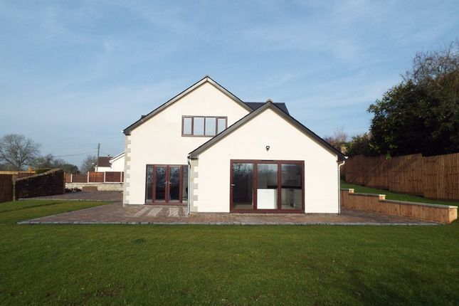 Thumbnail Detached house for sale in Trinity Road, Harrow Hill, Drybrook, Gloucestershire