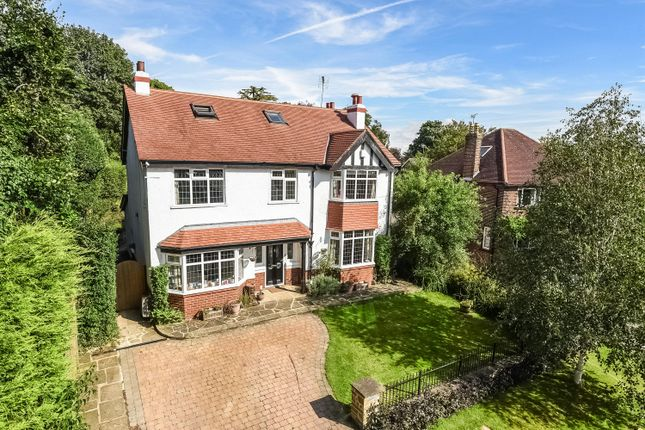 Thumbnail Detached house for sale in Woodacre Crescent, Bardsey, Leeds