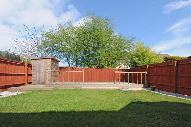 Rear Garden of Langford Village, Bicester OX26