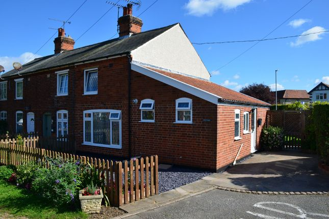 Thumbnail Cottage for sale in Ferry Road, Old Felixstowe, Felixstowe