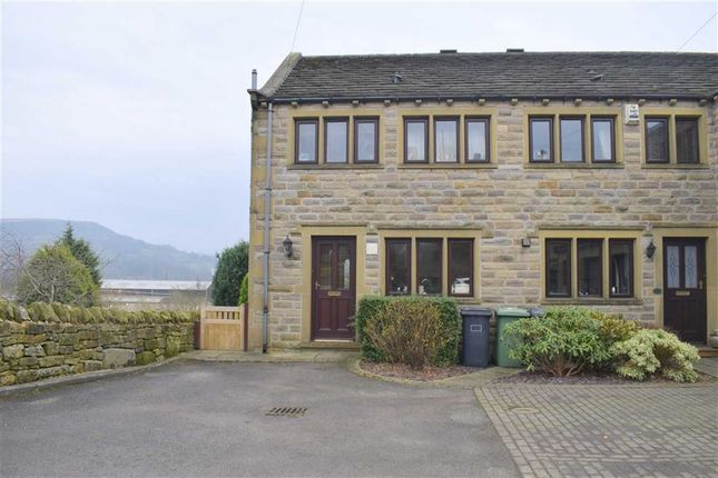 Thumbnail Terraced house to rent in 23, Paris Road, Scholes, Scholes Holmfirth