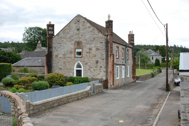 4 bed flat for sale in Hallburn, Burn Street, Dalbeattie DG5