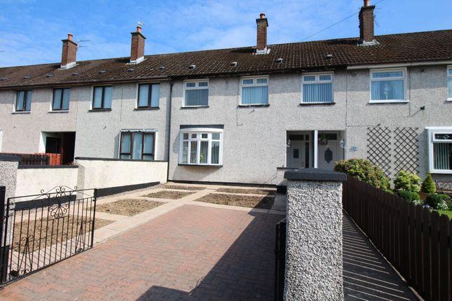 Terraced house for sale in Glenkeen Drive, Greenisland