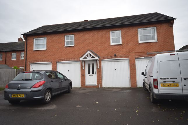 Thumbnail Flat to rent in Gambrell Avenue, Whitchurch, Shropshire