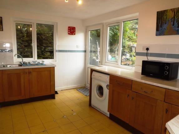 Kitchen of Upper Llwyngell Terrace, Rhiwbryfdir, Blaenau Ffestiniog, Gwynedd LL41