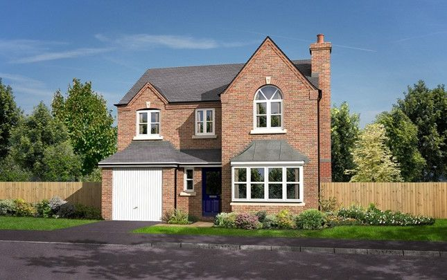 Thumbnail Detached house for sale in The Bramhall, Brindle Avenue, Coventry