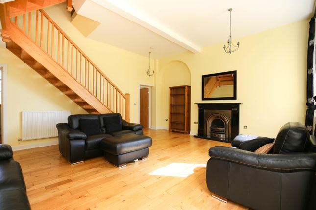 Thumbnail Terraced house to rent in Lanesborough Court, Gosforth, Newcastle Upon Tyne