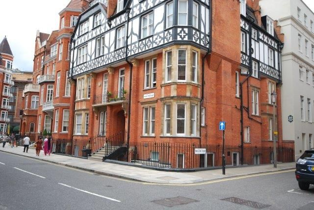 Thumbnail Flat to rent in Hans Crescent, Knightsbridge