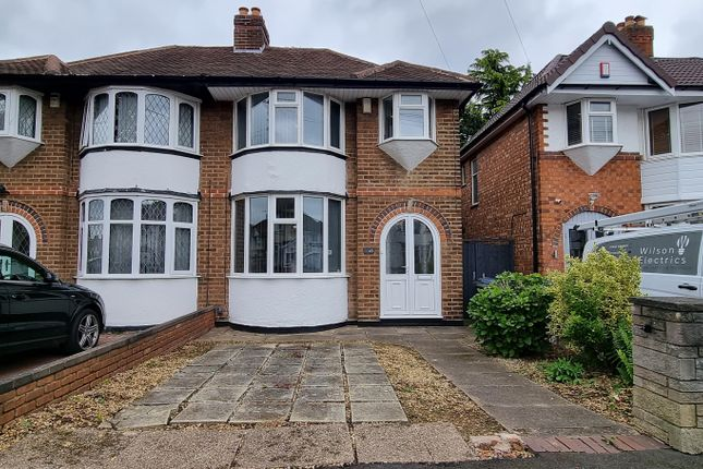 Thumbnail Property to rent in Glendower Road, Perry Barr, Birmingham