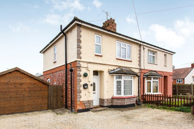 Thumbnail Semi-detached house for sale in Park Avenue, Raunds, Wellingborough