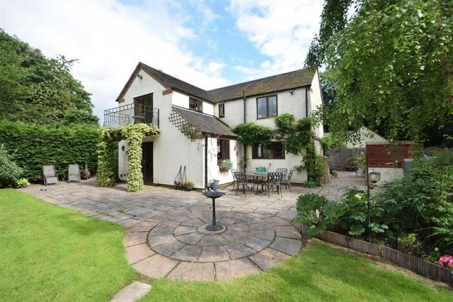 Thumbnail Detached house for sale in Burlton, Shrewsbury