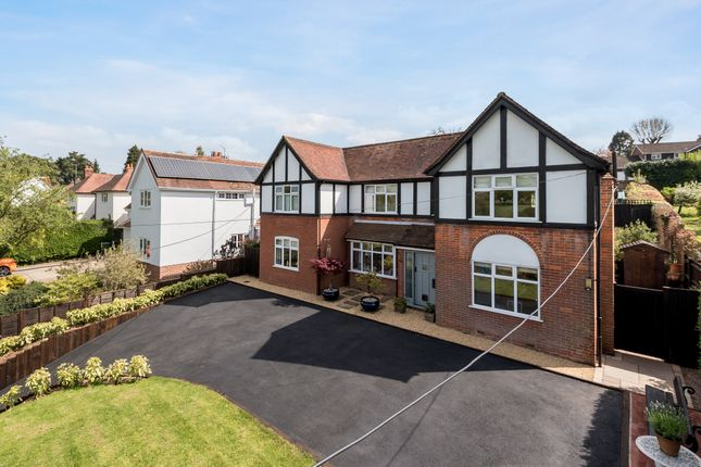Thumbnail Detached house for sale in Basingstoke Road, Alton, Hampshire