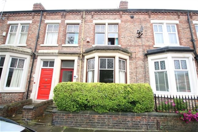 Thumbnail Terraced house to rent in Greenbank Road, Darlington, County Durham