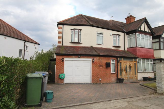 Thumbnail Detached house to rent in The Fairway, Wembley