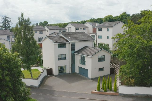 Thumbnail Detached house for sale in Canniesburn Drive, Bearsden, East Dunbartonshire