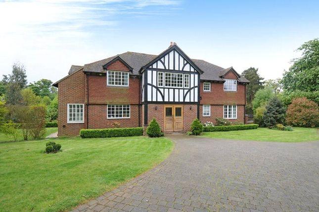 Thumbnail Detached house to rent in Seal Drive, Seal, Sevenoaks, Kent