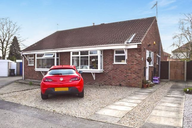 Thumbnail Bungalow to rent in Hendon Garth, York