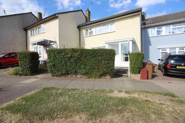 Thumbnail Terraced house to rent in Chells Way, Stevenage
