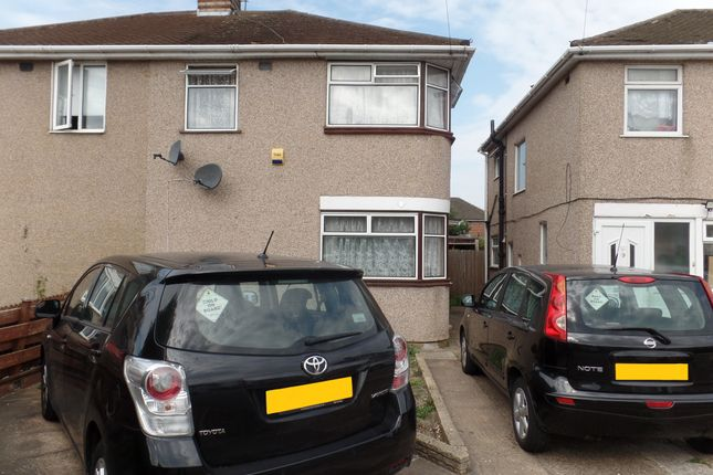 Thumbnail Semi-detached house to rent in Wyatt Close, Hayes