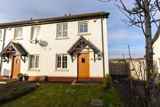 Thumbnail Terraced house for sale in Coopers Mill Avenue, Dundonald, Belfast