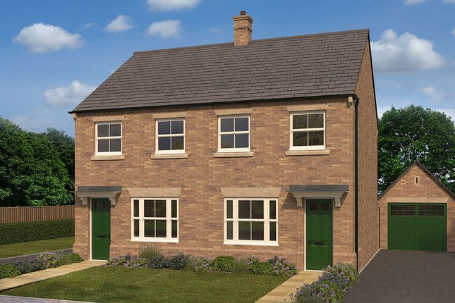 Thumbnail Detached house for sale in Churchfields, Harrogate Road, North Yorkshire