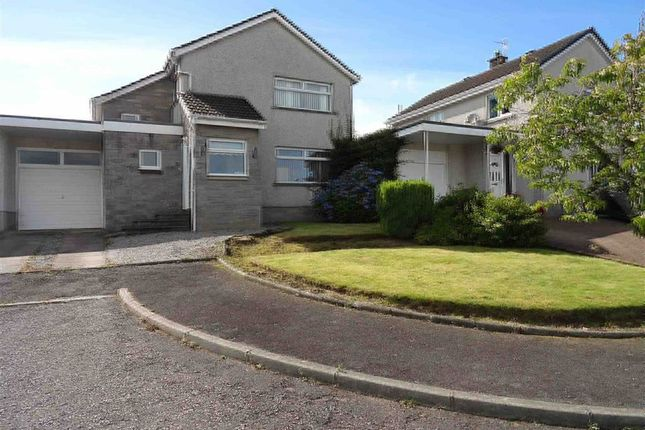 Thumbnail Link-detached house for sale in Craigs Loaning, Dumfries