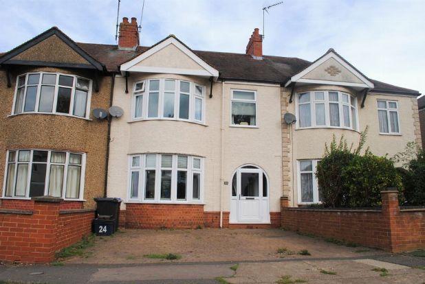 Thumbnail Semi-detached house for sale in Birch Barn Way, Kingsthorpe, Northampton