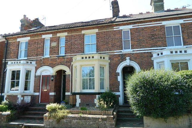 Thumbnail Terraced house to rent in Barden Road, Tonbridge