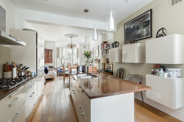 Thumbnail Terraced house for sale in Cromwell Grove, Brook Green, London