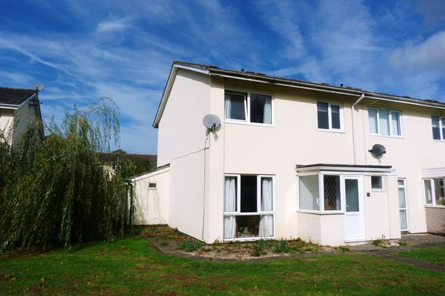 Thumbnail End terrace house for sale in Kings Fee, Monmouth