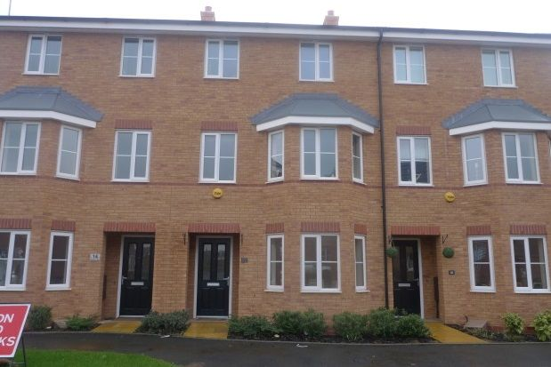 Thumbnail Property to rent in Middlesex Road, Stoke