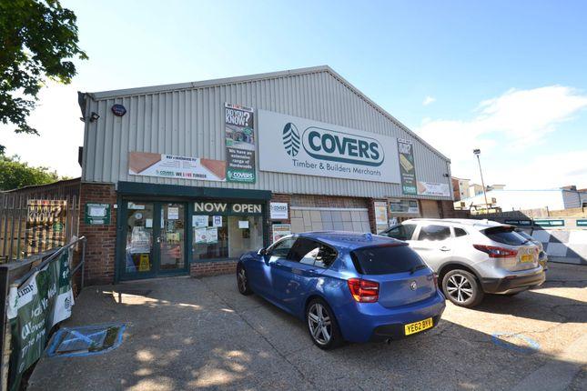 Thumbnail Warehouse to let in 73 - 81 Belgrave Road, Southampton