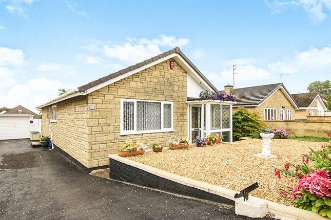 Thumbnail Detached bungalow for sale in Kelston Road, Keynsham, Bristol