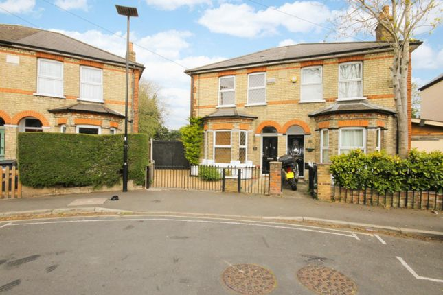Semi-detached house for sale in Queens Road, Feltham
