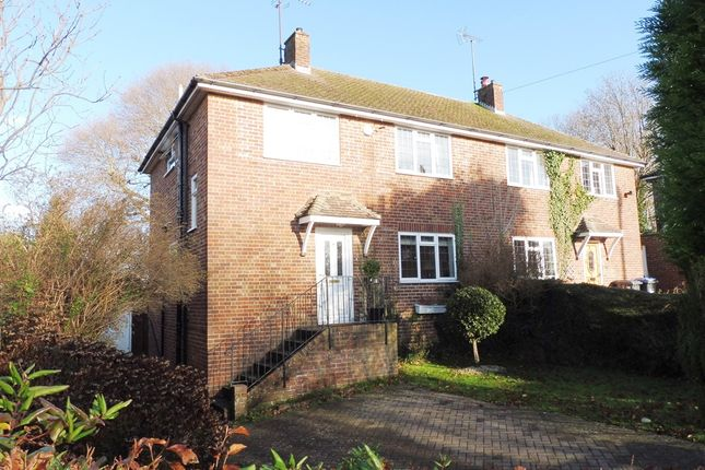 Thumbnail Semi-detached house for sale in Beckworth Lane, Lindfield, Haywards Heath