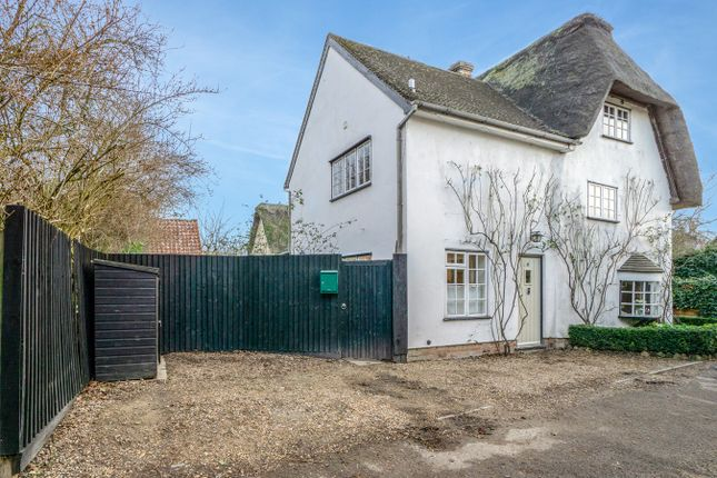 Thumbnail Cottage for sale in Little Lane, Melbourn, Royston