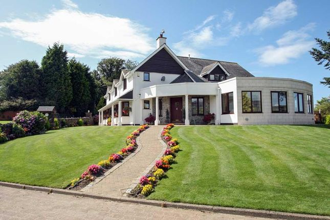 Thumbnail Detached house for sale in Kennaa Road, St. Johns, Isle Of Man