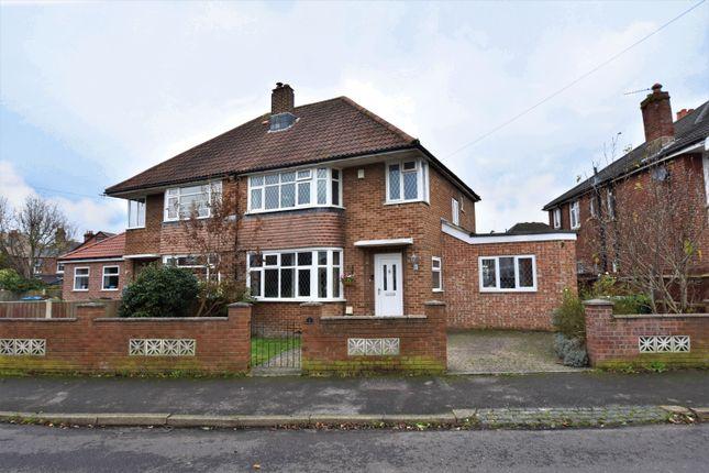 Thumbnail Semi-detached house for sale in Dawlish Avenue, Upper Shirley, Southampton