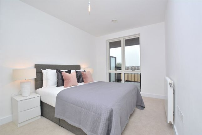 Master Bedroom of Canon House, 10-11 Bruckner Street, Maida Hill, London W10