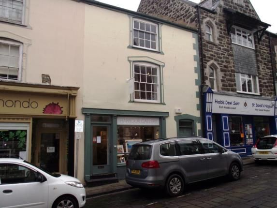 Thumbnail Hotel/guest house for sale in High Street, Conwy, Conwy