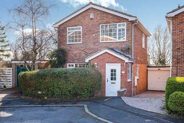Thumbnail Detached house for sale in Warwick Close, Eaglescliffe, Stockton-On-Tees, Durham