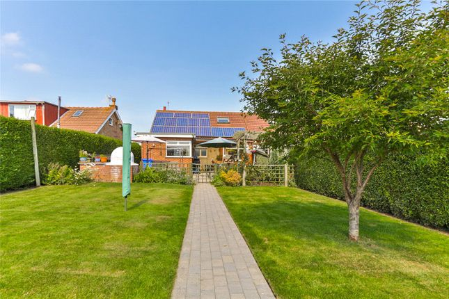 Thumbnail Bungalow for sale in Manor Road, Preston, Hull, East Riding Of Yorkshire