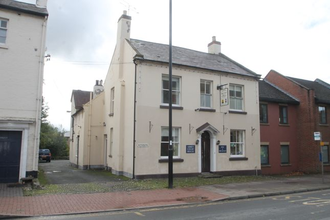 Thumbnail Land for sale in Abbey Foregate, Shrewsbury