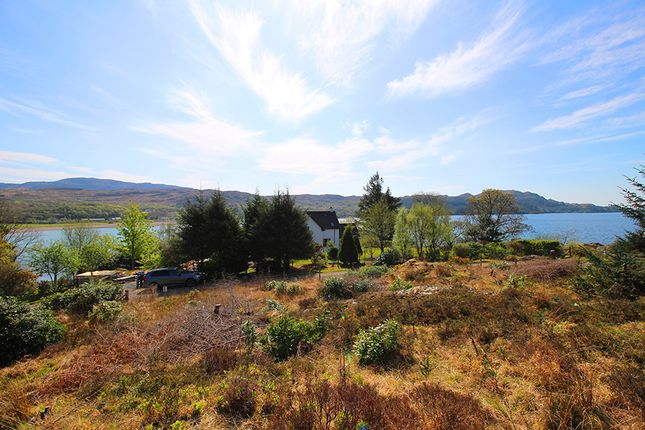 Thumbnail Land for sale in Ardarroch, Kishorn